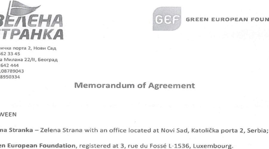 Zelena stranka i Green European Foundation zajedno za mlade