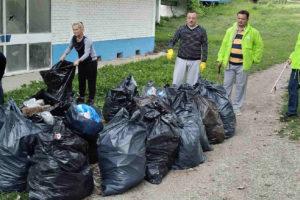 Zelene brigade očistile plažu u Sremskoj Mitrovici