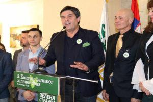 Zaključak Petog kongresa Zelene stranke – na izbore sa 16 godina