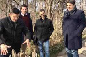 Predsednik Zelene stranke obišao Eko park u Kragujevcu
