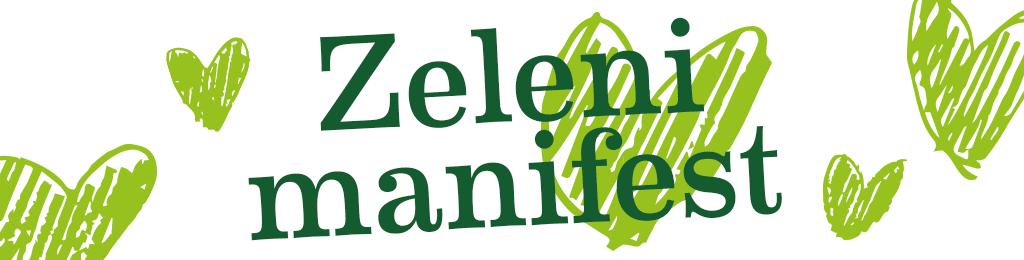 Zelena stranka - Zeleni manifest 2020-lat