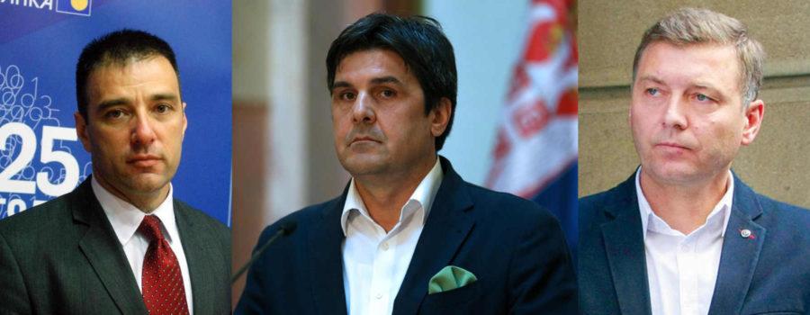 Čabradi pozvao Paunovića i Zelenovića u koaliciju za modernu Srbiju
