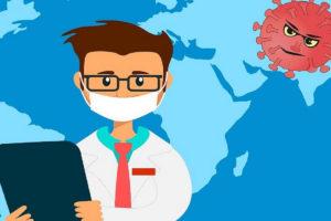 Deca i strah od korona virusa