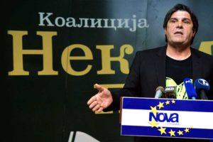 """""""Nek maske padnu"""" – koalicija Zelene i Nove stranke"""